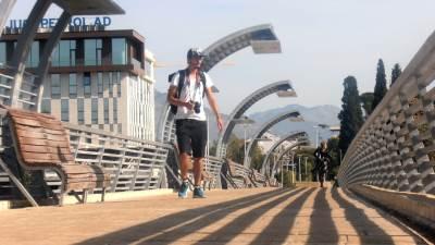 Podgorica jesen ruski most