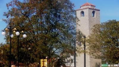 Podgorica jesen