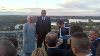 erdogan emina turski predsednik kalemegdan turska