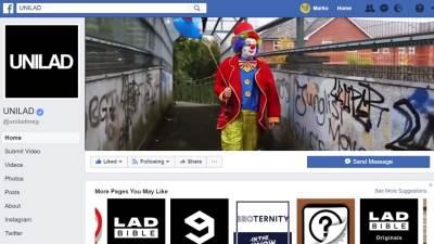 Unilad, Facebook