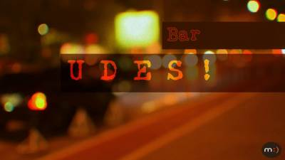 Udes, bar, udes u baru, pokrivalica, teambuilding