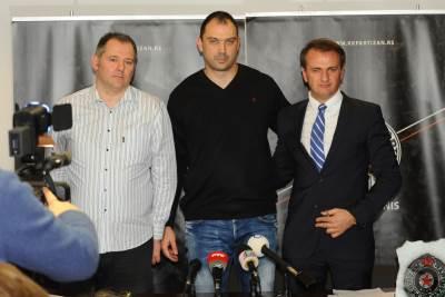 Dejan Mijatović Nenad Čanak Ostoja Mijailović