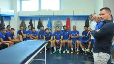 Velibor Boskovic, FK Buducnost