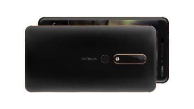 Nokia, Nokia 6 2018
