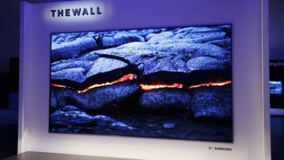 Samsung The Wall TV 146 inča CES 2018