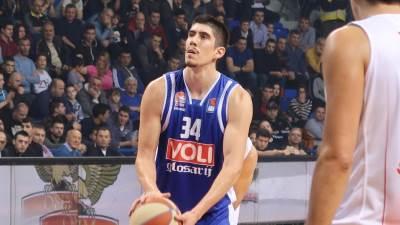 Danilo Nikolić, KK Budućnost