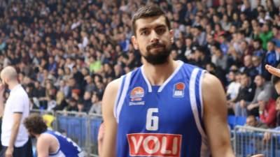 Filip Barović, KK Budućnost