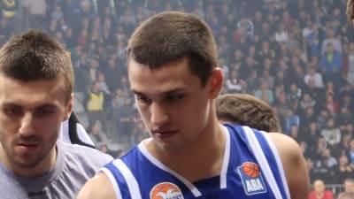 Petar Popović, KK Budućnost