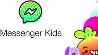 Messenger Kids, Messenger za decu