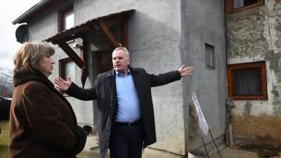Vučićević zemljotres