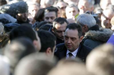 oliver ivanović, sahrana, aleja velikana, novo groblje