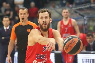 Serhio Rodrigez CSKA