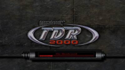 Carmagedon, Carmagedon TDR