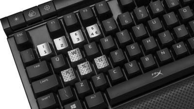 HyperX AlloyElite mehanička tastatura review