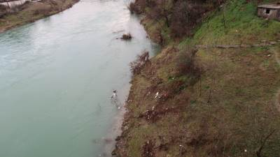 smeće rijeka