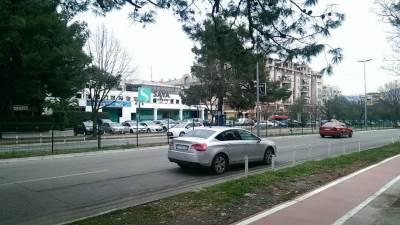 bulevar Podgorica