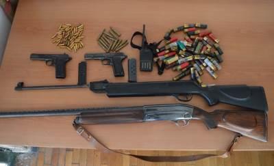 oružje, cetinje