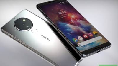 Nokia 10, Nokia 8 Pro