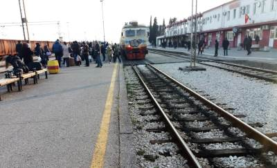 Željeznička stanica