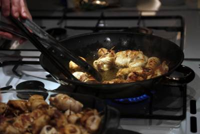 mts, kuhinja, kuvanje, telekom, kuvar, hrana plin šporet gas