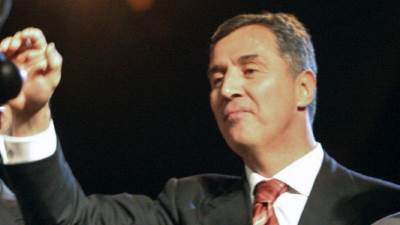 Milo Đukanović Milo Djukanovic