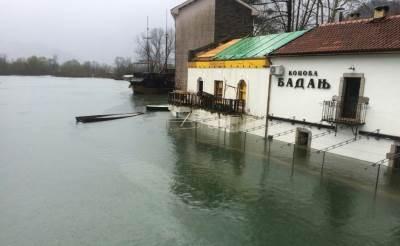 Virpazar poplava