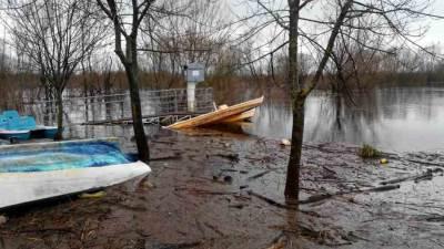 Skadarsko poplava vodostaj