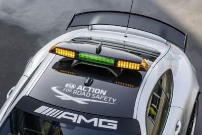 mercedes, amg, safety car, vozilo sigurnosti, formula 1
