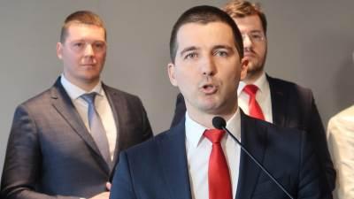 Aleksa Bečić Demokrate
