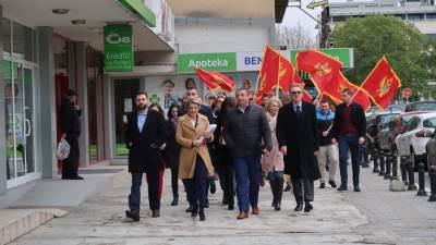 Draginja Vuksanović Vuksanovic SDP