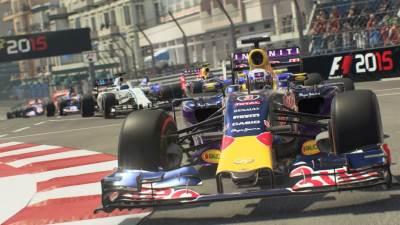 F1, Formula 1, EA