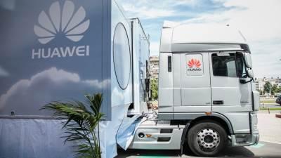 Huawei, Kamion, Inovacije, Huawei Truck, Truck