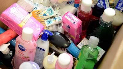 kućna hemija, hemija, šampon, kupatilo, higijena,