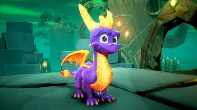 SPYRO Trilogy, Igre, PlayStation 4