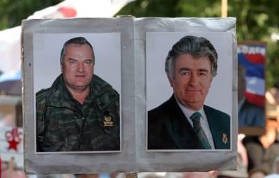 ratko mladić radovan karadžić mladić i karadžić ratni zločini zločinci general generali hag