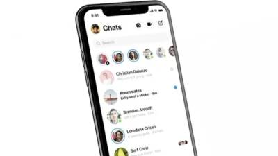 Messenger promena, Messenger izgled, Messenger redizajn, Messenger F8 promena najavljen novi izgled
