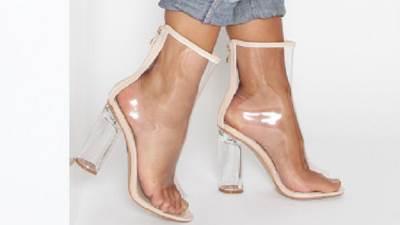 čizme, sandale, providna obuća