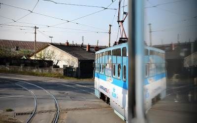 krug, dvojke, beograd, tramvaj, centar, gradski prevoz