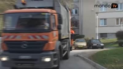 đubretari, đubretarac, kamion đubretarac,