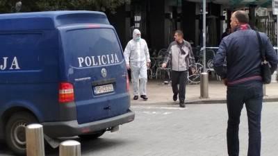 Policija Podgorica pucnjava