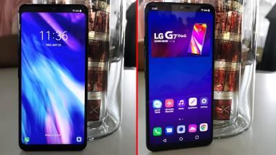 LG G7 ThinQ cena u Srbiji, prodaja, kupovina, specifikacije, slike, video, LG G7 je LG G7 ThinQ prodaja