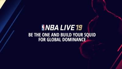 NBALive19, NBA Live, NBA Live 19