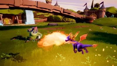Spyro Trilogija igara