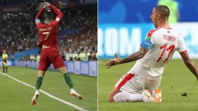 Ronaldo, Kolarov