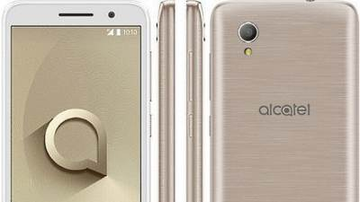 Alcatel 1, Android Go