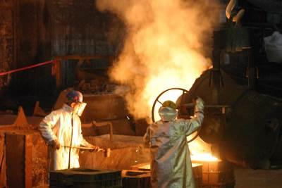 spaljivanje peć radnik radnici industrija železara grejanje posao pogon proizvodnja