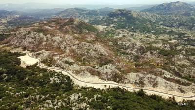 Put Cetinje - Njeguši
