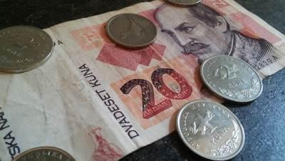 kune, hrvatska, kuna, novac