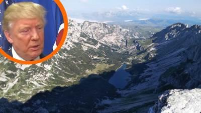 Crna Gora, Tramp, Tramp i Crna Gora