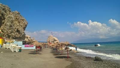 grčka, more, plaža,leto, kos